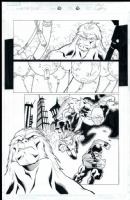 Alpha Flight # 06  Issue 6 Page 6 Comic Art