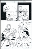 Alpha Flight # 06 Issue 6 Page 11 Comic Art