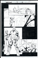 Alpha Flight # 09 Issue 9 Page 10 Comic Art