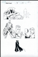 Alpha Flight # 09 Issue 9 Page 17 Comic Art