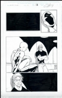Alpha Flight # 02 Issue 2 Page 12 Comic Art