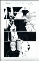 Alpha Flight # 02 Issue 2 Page 13 Comic Art