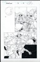 Alpha Flight # 03 Issue 3 Page 14 Comic Art