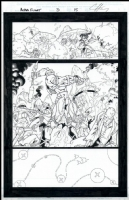 Alpha Flight # 03 Issue 3 Page 15 Comic Art