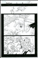Alpha Flight # 03 Issue 3 Page 18 Comic Art