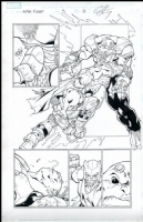Alpha Flight # 03 Issue 3 Page 3 Comic Art