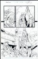 Alpha Flight # 03 Issue 3 Page 6 Comic Art