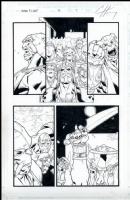 Alpha Flight # 03 Issue 3 Page 7 Comic Art