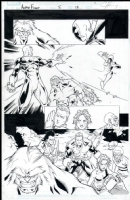 Alpha Flight # 05 Issue 5 Page 12 Comic Art