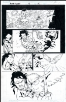Alpha Flight # 05 Issue 5 Page 18 Comic Art