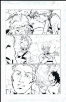 Alpha Flight # 05 Issue 5 Page 5 Comic Art