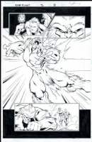 Alpha Flight # 05 Issue 5 Page 8 Comic Art