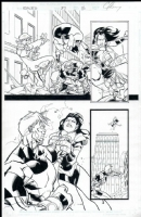 Exiles # 37 Issue 37 Page 13 Comic Art