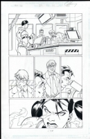 Exiles # 37 Issue 37 Page 14 Comic Art