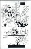 Exiles # 37 Issue 37 Page 18 Comic Art