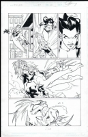 Exiles # 37 Issue 37 Page 21 Comic Art