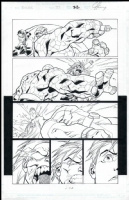 Exiles # 37 Issue 37 Page 22 Comic Art