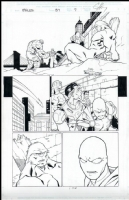 Exiles # 37 Issue 37 Page 7 Comic Art