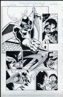 Nighthawk Issue 1 Page 9 Comic Art