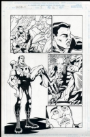 Nighthawk Issue 3 Page 16 Comic Art