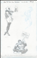 Wizard Magazine Basic Training Issue 93 Page 72 Comic Art