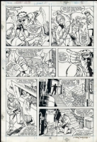 Power Pack Issue 41 Page 12 Comic Art