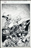 Adams, Art Excalibur Special #2 Cover  Comic Art
