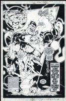 Action Comics Issue 785 Page 1 Comic Art