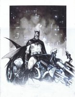 Covers / Pinups Issue Batman # 38 Cover Page Cover Comic Art