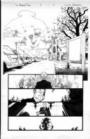 The Mighty Thor # 1 Issue 01 Page 01 Comic Art