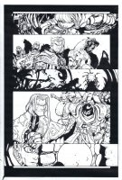Battle Chasers Issue 08 Page 16 Comic Art