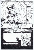 Battle Chasers Issue 05 Page 11 Comic Art