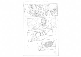 Avenging Spider-Man # 1 Issue 01 Page 18 Comic Art
