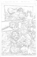 Avenging Spider-Man # 1 Issue 01 Page 21 Comic Art