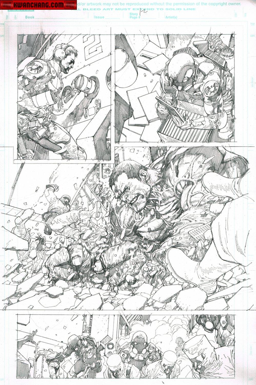 Indestructible Hulk # 3