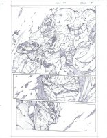Savage Wolverine # 7 Issue 07 Page 15 Comic Art