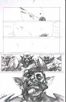 Avengers # 18 Issue 18 Page 06 Comic Art