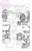 Avengers # 18 Issue 18 Page 10 Comic Art