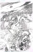 Avengers # 18 Issue 18 Page 12 Comic Art