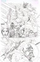 Avengers # 18 Issue 18 Page 19 Comic Art