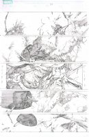 Avengers # 18 Issue 18 Page 21 Comic Art