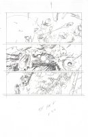 Avengers # 19 Issue 19 Page 04 Comic Art