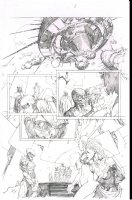 Avengers # 19 Issue 19 Page 11 Comic Art