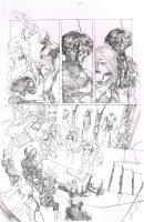 Avengers # 19 Issue 19 Page 12 Comic Art