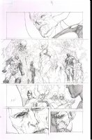 Avengers # 19 Issue 19 Page 14 Comic Art