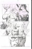 Avengers # 19 Issue 19 Page 15 Comic Art