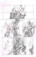 Avengers # 19 Issue 19 Page 18 Comic Art