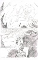 Avengers # 20 Issue 20 Page 09 Comic Art