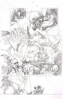 Avengers # 20 Issue 20 Page 10 Comic Art