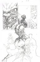 Avengers # 20 Issue 20 Page 12 Comic Art